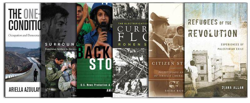 Books on Israel and Palestine