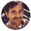 Naren Subramanian Portrait Circle