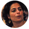 Laleh Khalili Portrait Circle