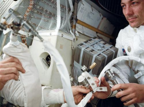 "Apollo 13's ""Mailbox"""