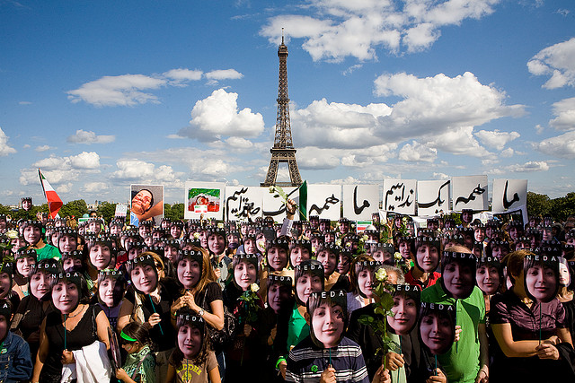 International solidarity day for Iran (2009)