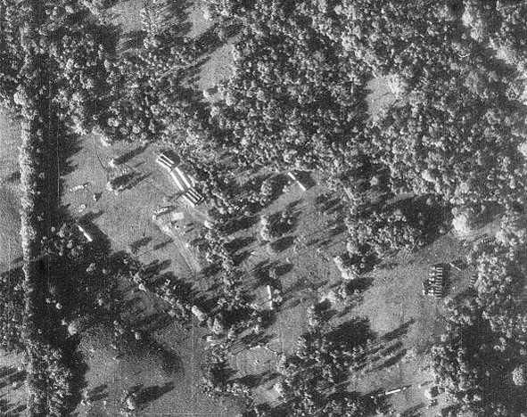 U-2 image of Cuban Missile Crisis
