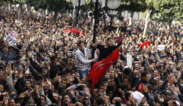 Sanitizing the Tunisian Revolution
