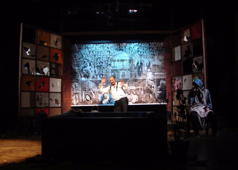 Iranian theater