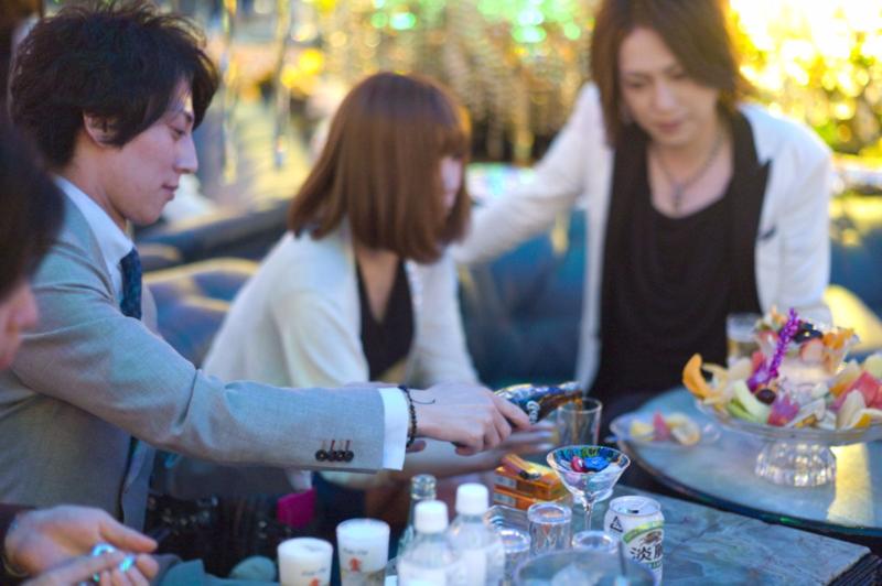 A Tokyo host club