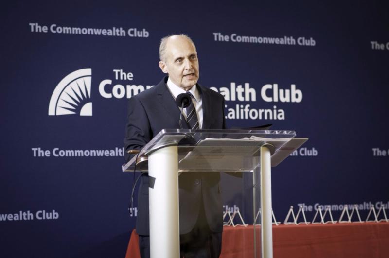 James Karman at California Book Awards