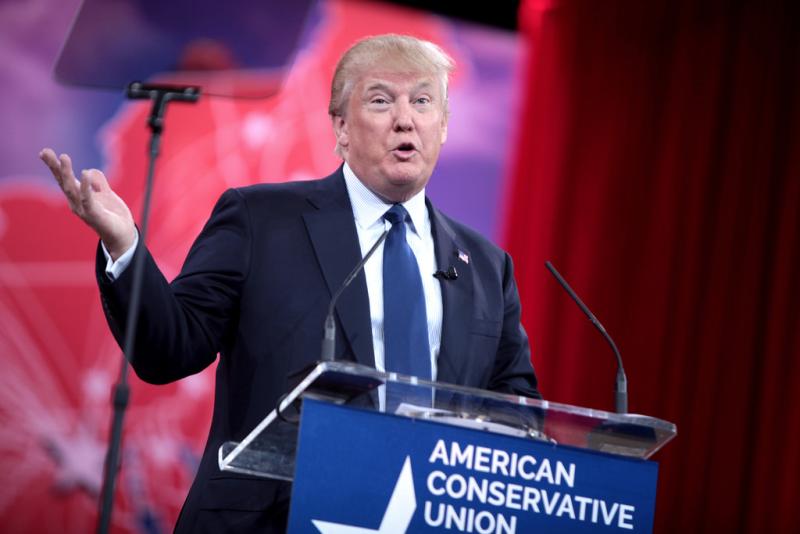 Trump at American Conservative Union