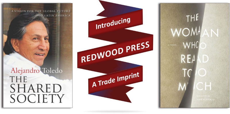 SUP launches Redwood Press2