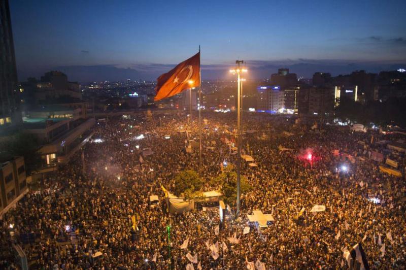 Taksim-Gezi Park Protests