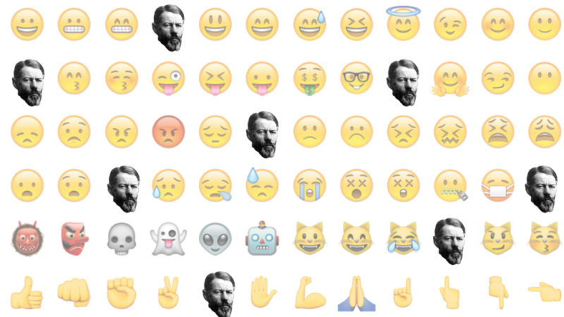 Weber + Emojis