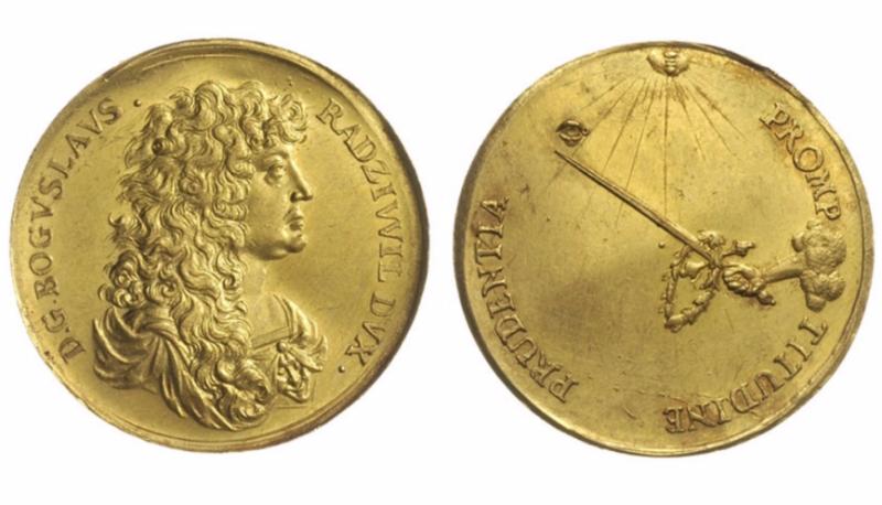 Radziwiłł coins