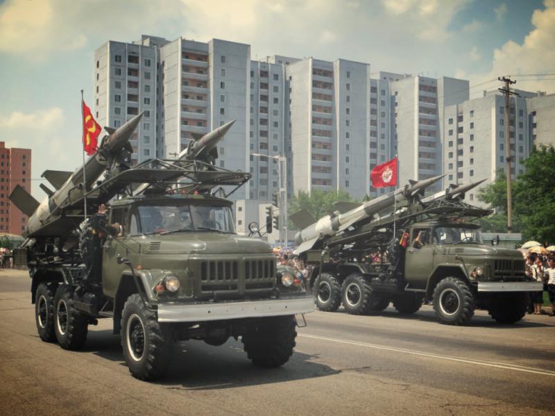 North Korea Victory Day