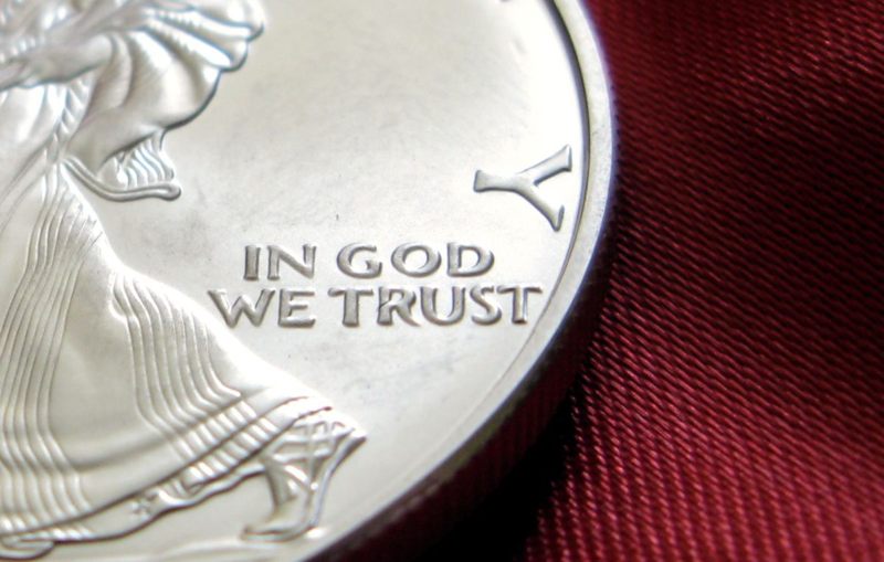 """In God We Trust"""