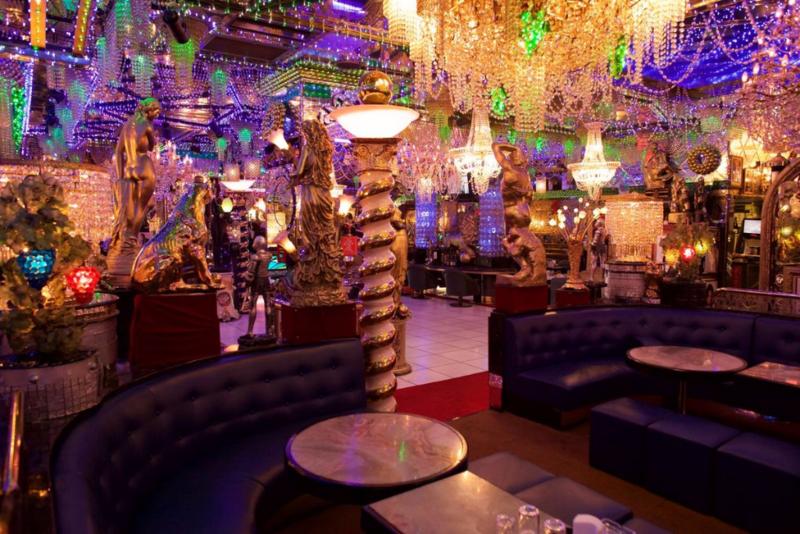 Host club interior
