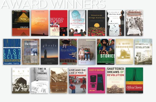 Award books