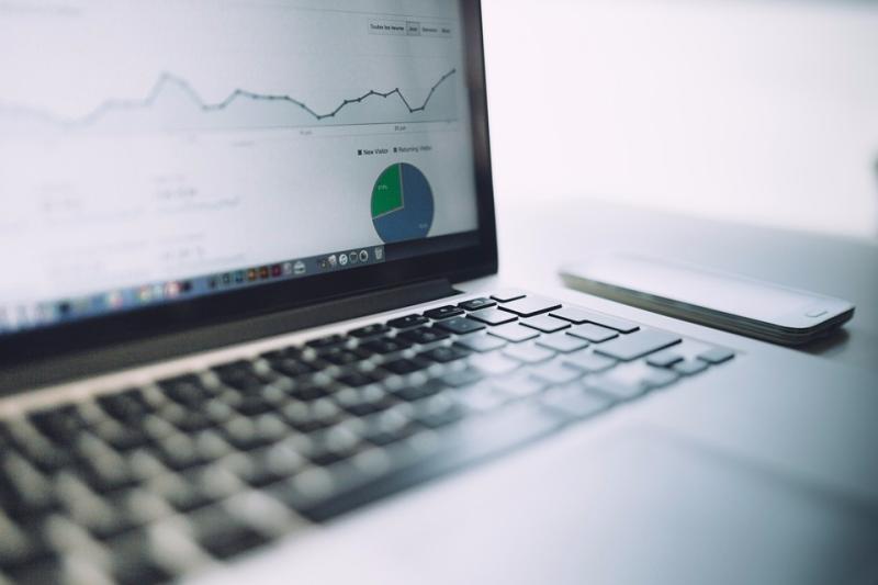 Computer charting analytics