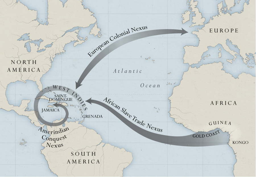 what was the atlantic world