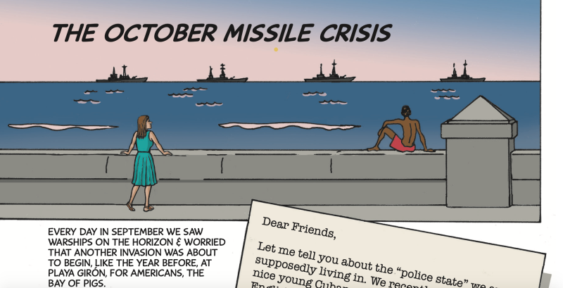 Goodbye, My Havana– October Missile Crisis