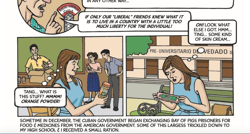 Goodbye, My Havana– Rations