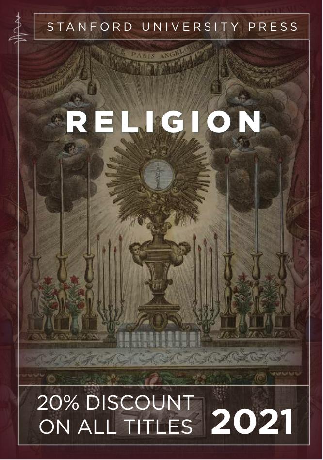 SUP's 2021 Religion catalog