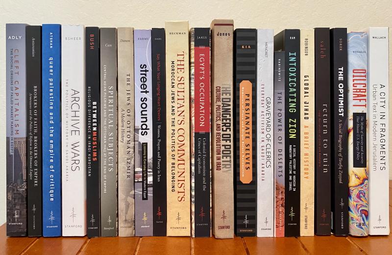 MESA SUP Books